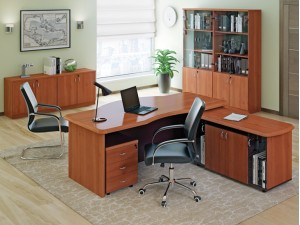 Кабинет бизнес-класса Lipari