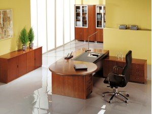 Кабинет бизнес-класса Manhattan