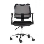 Кресла для персонала CHAIRMAN 450 сhrom